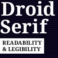 Droid Serif Pro
