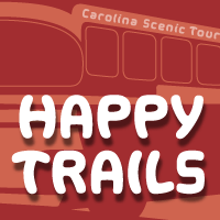 Happy Trails flag by Bob Alonso