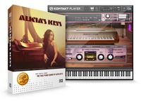 Alicia's Keys computer program by unknown