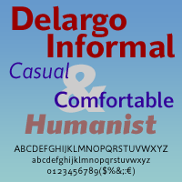 Delargo DT Informal