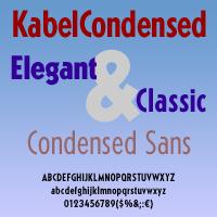 Kabel DT Condensed