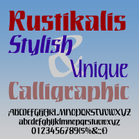 Rustikalis DT