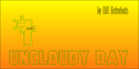 Uncloudy Day Poster