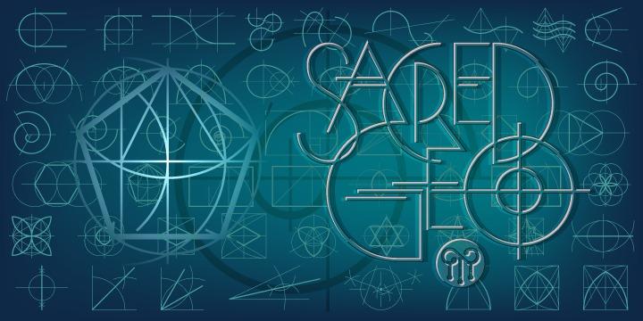 Sacred Geo - Webfont & Desktop font « MyFonts