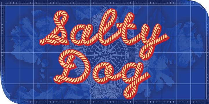 Nautical Themed Fonts For a nautical font i like