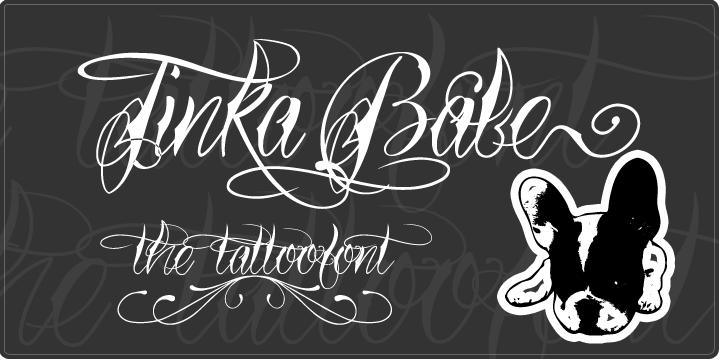 Çok Acil! / The Classic Graffiti Font ve Tinka Babe