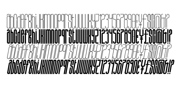 bohema font