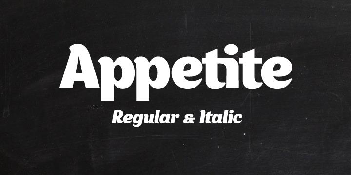 font for logo