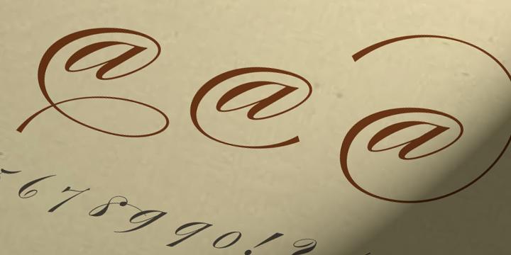 Burgues script font free