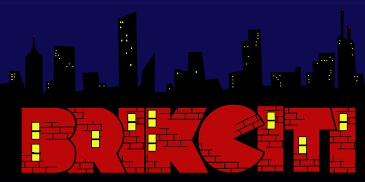 brick city webfont desktop font myfonts