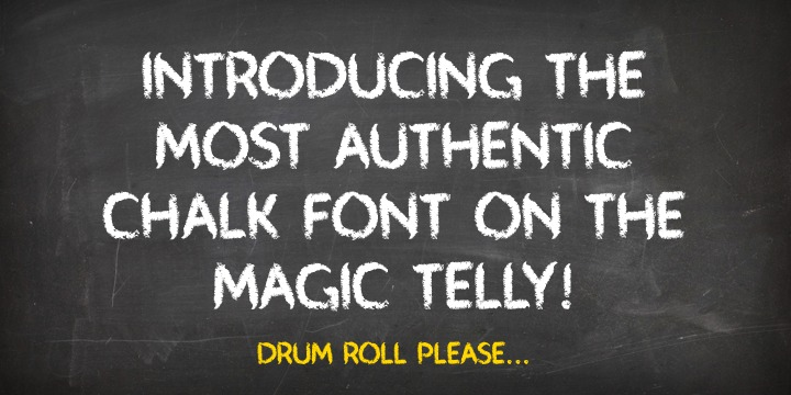 mr chalk webfont desktop font myfonts