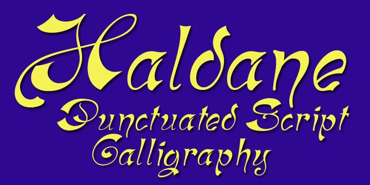 Haldane | Webfont & Desktop font | MyFonts