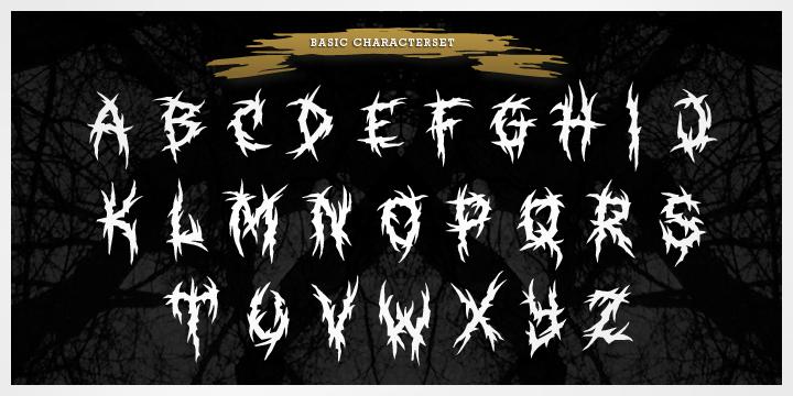 death metal logo generator free