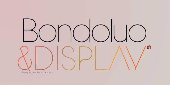 Bondoluo - Fashionable Geometric Forms 2xOTF $65