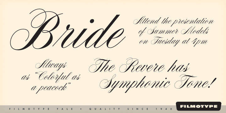 89374 filmotype yale™ desktop font myfonts,Fonts For Wedding Invitations Free Download