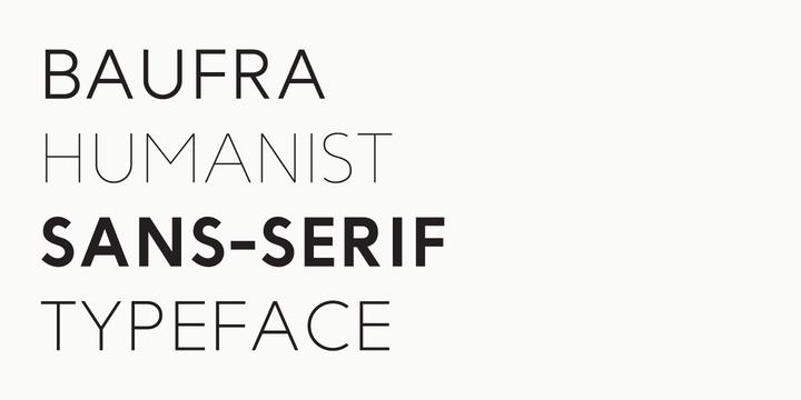Baufra   Webfont & Desktop font   MyFonts