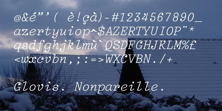Glovis | Webfont & Desktop font | MyFonts