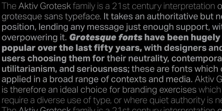 Aktiv Grotesk   Desktop font   MyFonts