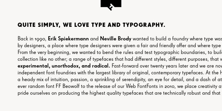 FF Super Grotesk | Webfont & Desktop font | MyFonts