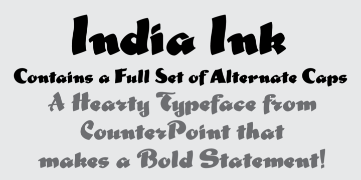 CounterPoint Type Studio « MyFonts