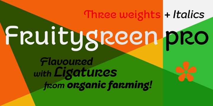 Fruitygreen Pro