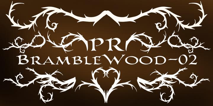 PR Bramble Wood 2