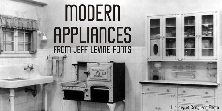 Modern Appliances JNL