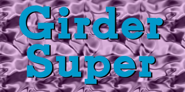 GirderSuper