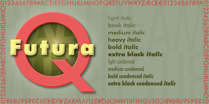 Futura | Webfont & Desktop font | MyFonts