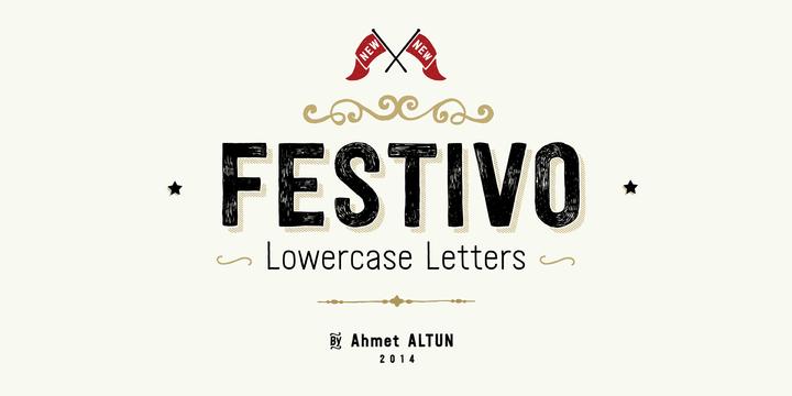 [Design]*[Fonts] Festivo LC (119$) + Сборочка коммерческих шрифтов | [Infoclub.PRO]