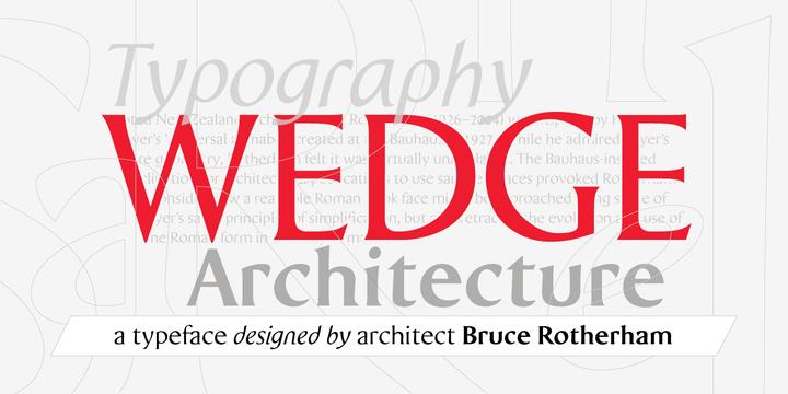 P22 Wedge   Webfont & Desktop font   MyFonts