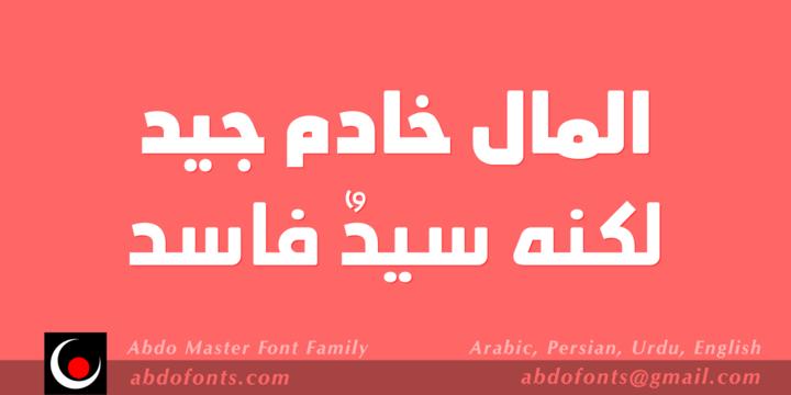 Abdo Fonts MyFonts