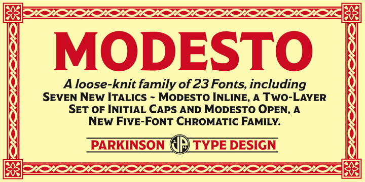 Jim Parkinson « MyFonts