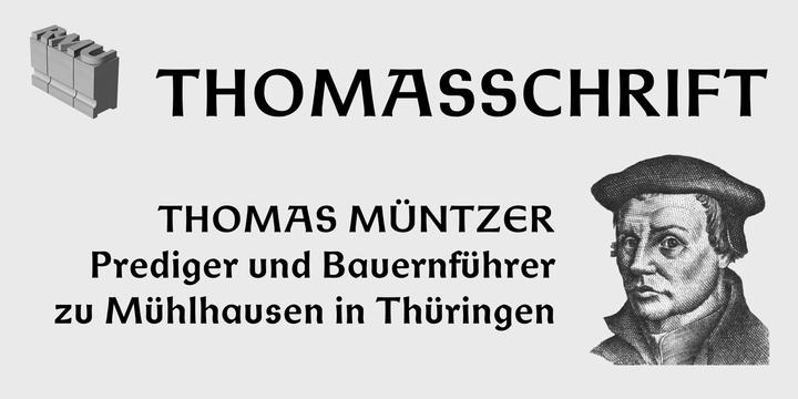 Thomasschrift™