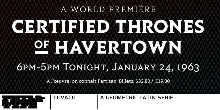Lovato | Webfont & Desktop font | MyFonts