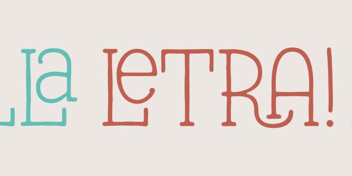 Lettre Webfont Desktop Font Myfonts