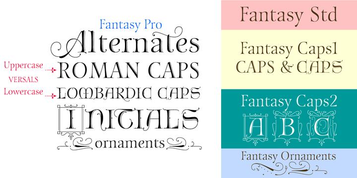 Fantasy | Webfont & Desktop font | MyFonts