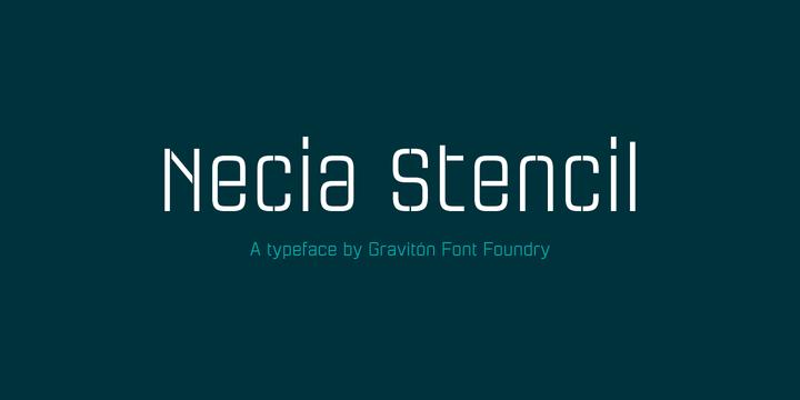 Necia Stencil™