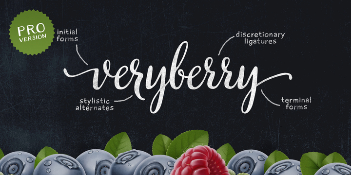 Veryberry Pro