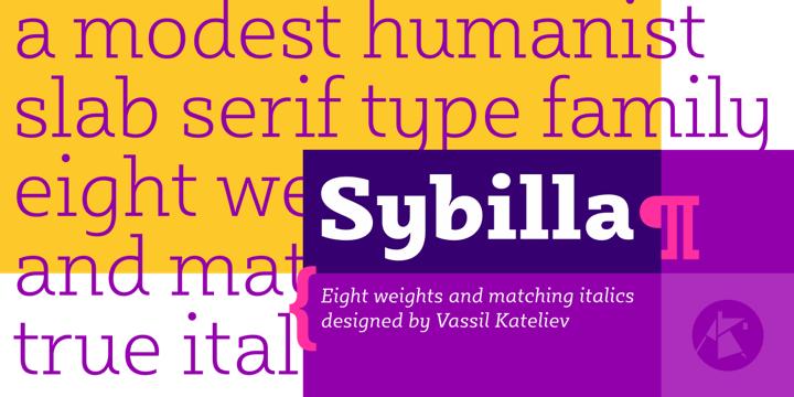 Sybilla Font Download