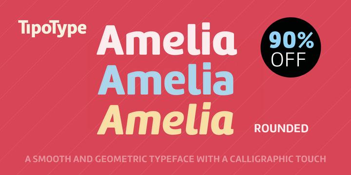 Amelia Rounded