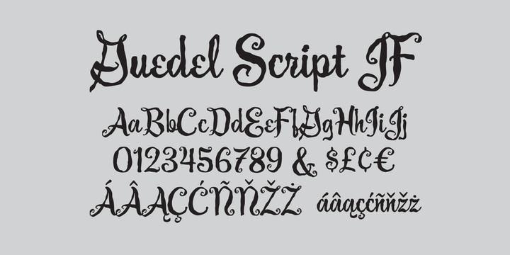 Guedel Script JF