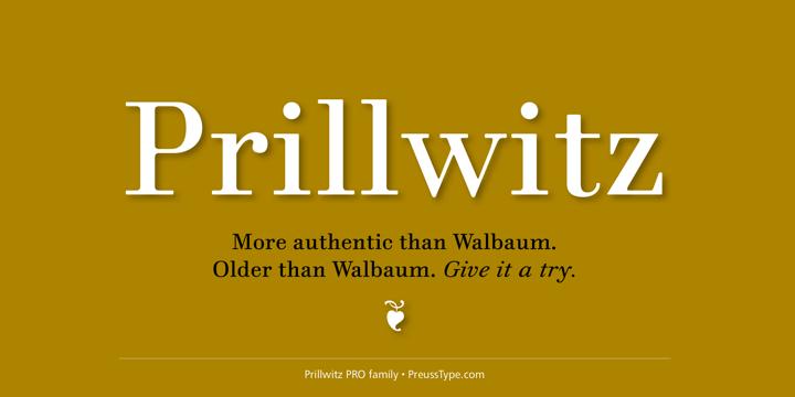 Prillwitz Pro