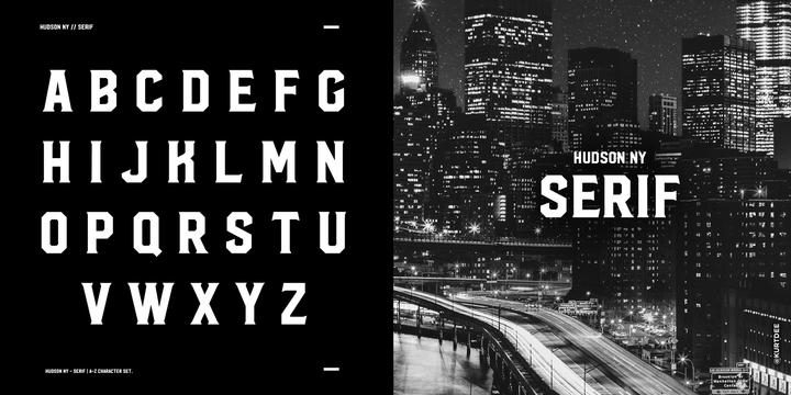 Hudson NY | Webfont & Desktop font | MyFonts