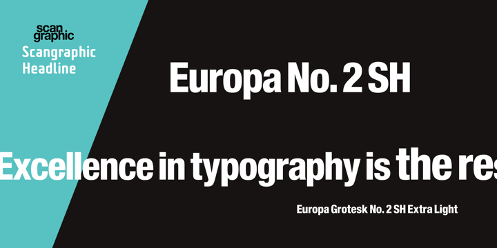 SG Europa Grotesk No. 2 SB Light.rar