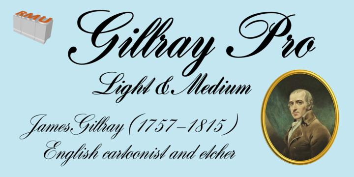 Gillray Pro™
