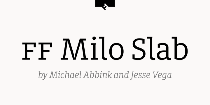 FF Milo Slab™