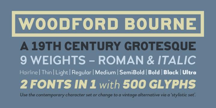 Woodford Bourne
