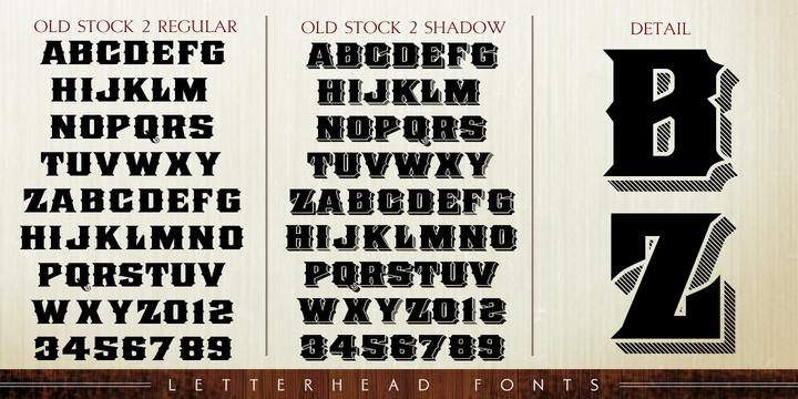 LHF Old Stock | Webfont & Desktop font | MyFonts