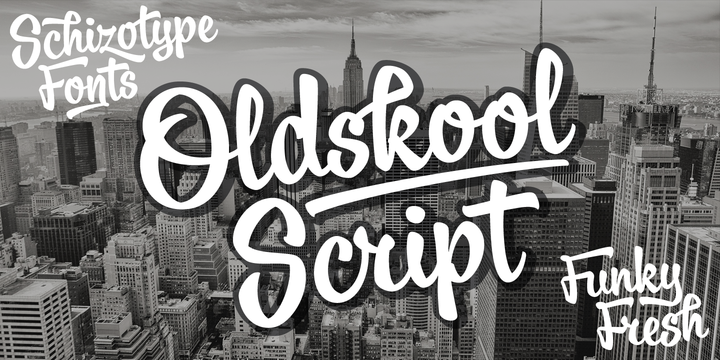 Oldskool Script Font Download Fontstypo